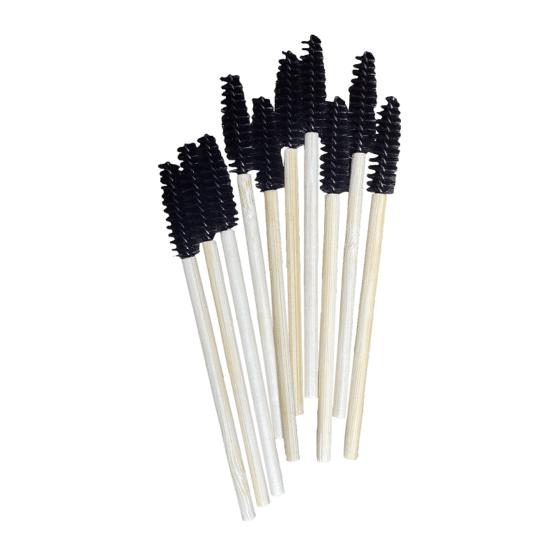 10 Pack Organic Bamboo Spoolie
