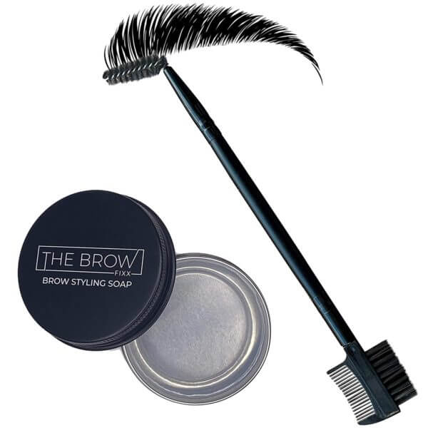 The Brow Fixx Brow Styling Soap and Spoolie