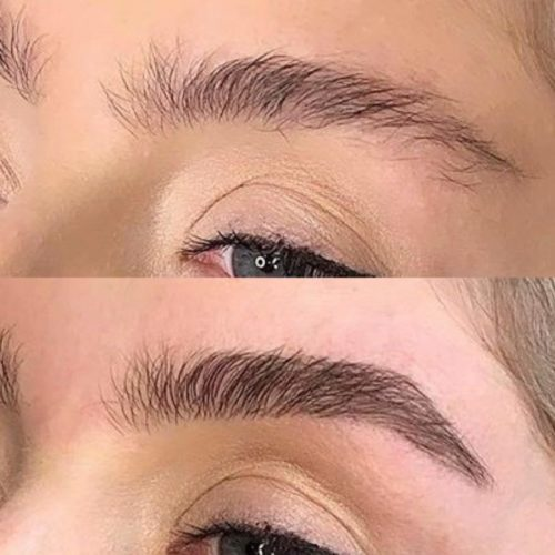 Eyebrow Keratin Lamination