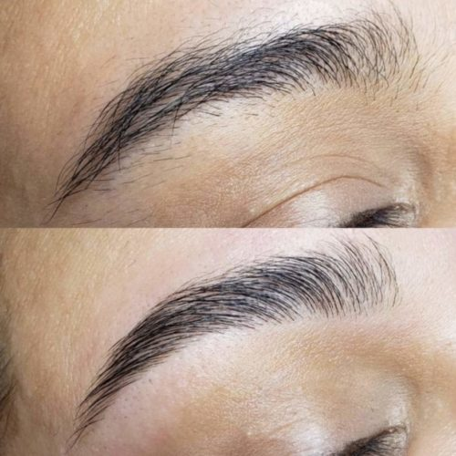 Keratin Brow Lamination