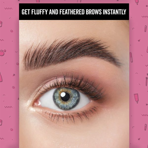 Fluffy Feathered Brows