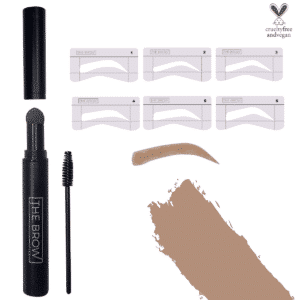 Brow Stamp and Stencil Kit - BlondePomade Brow Stamp Kit Blonde