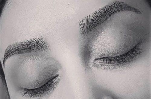 The Brow Fixx eyebrow waxing and treading
