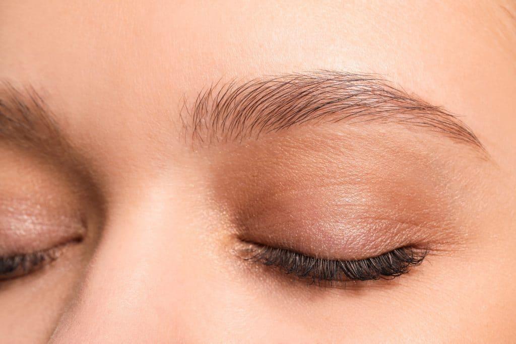 Eyebrow Lamination Service
