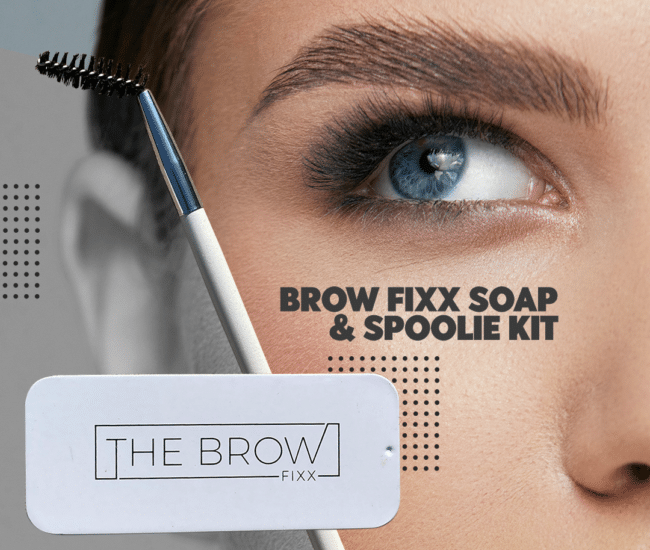 Soap Brows & Spoolie Kit