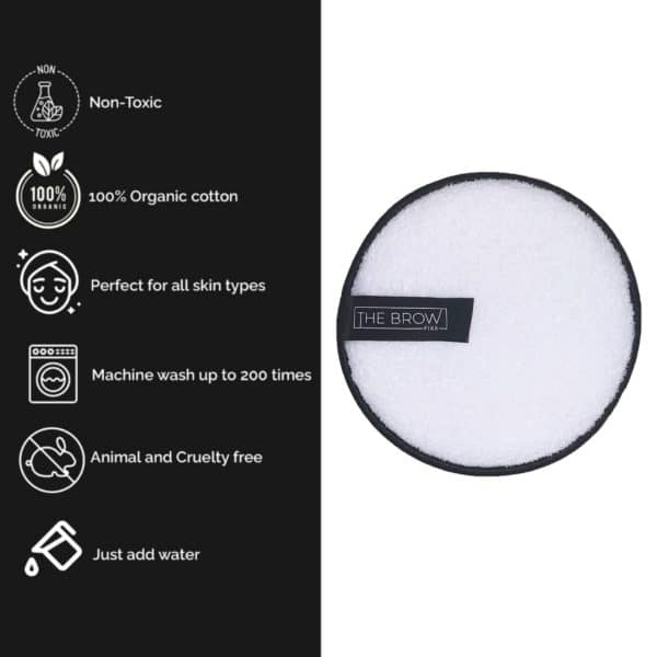 Makeup Remover Pad Info