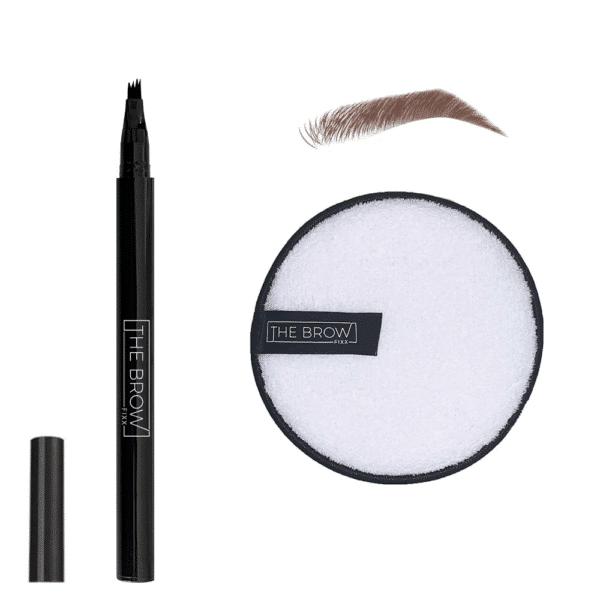 Microblade Brow Pen Dark Brown